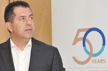 Reginos Tsanos takes the reins of the Cyprus Shipping Association